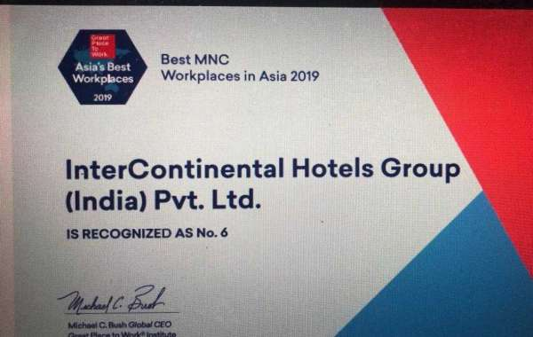 Best Places to Work has Ranked IHG on 6th, in India