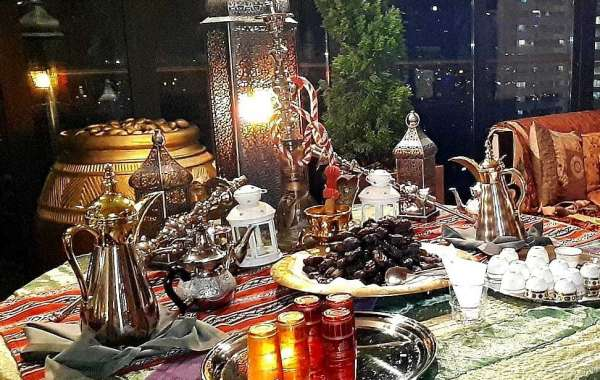 Precisely Traditional Ramadan Experience Yet an Extraordinary Offerings of Great Cuisine