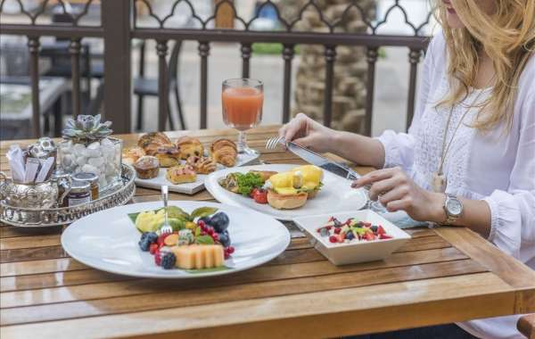 The Perfect Start to Every Day at Palace Downtown