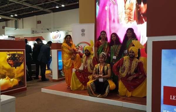 India Tourism Participates at Arabian Travel Market 2019