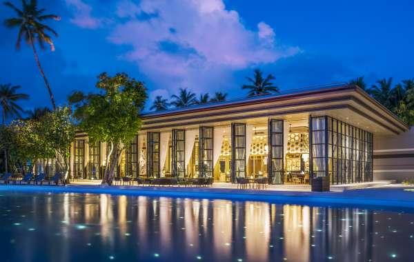 Exclusive Michelin Star Experiences at The St. Regis Maldives Vommuli Resort