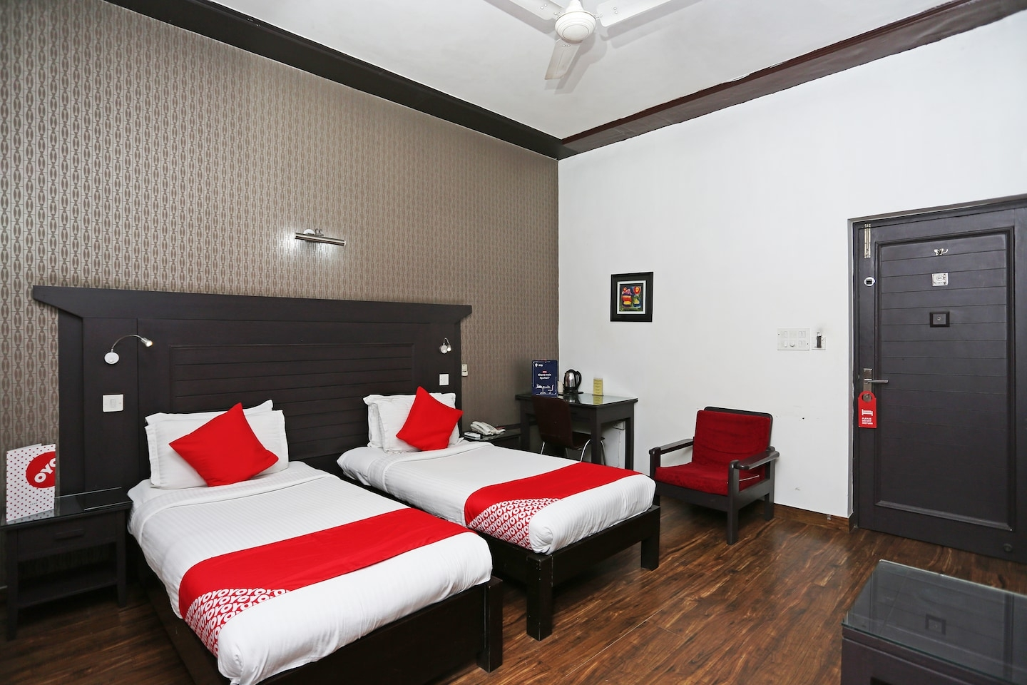 Hospitality chain OYO has raised a strategic investment from US