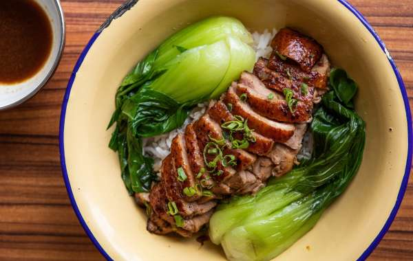'Streetery' Delights Diners with New Healthy Dishes