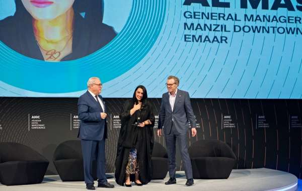 Manzil Downtown's General Manager Sharihan Al Mashary Wins First AHIC Arabian Young Leader Award 2019