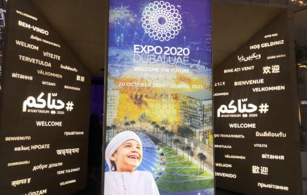 Welcome the Future – Expo 2020 Dubai, UAE
