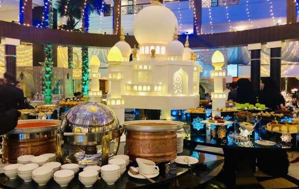 Ramadan Iftar at Roda Al Bustan Dubai