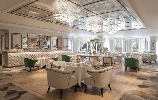 JW Marriott Grosvenor House London Unveils Multi-million Dollar Enchanting Transformation