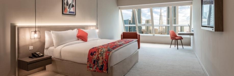 LEVA Hotel Dubai Cover Image