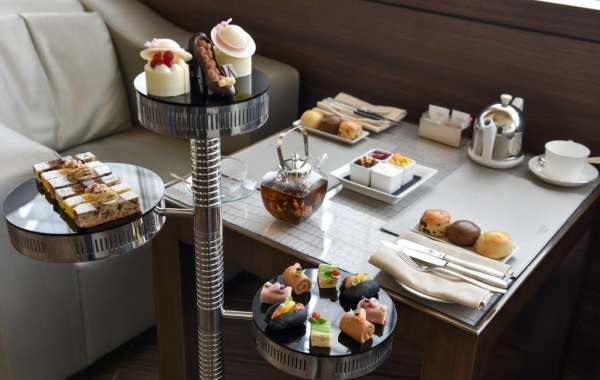 Make it a Sweet Tea Summer at Armani/Lounge
