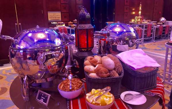 This Ramadan Break your Fast with Dusit Thani Dubai