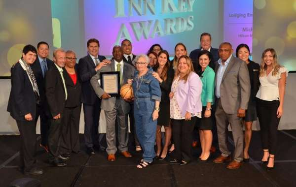 Hilton Miami Downtown Hosts 25th Annual Inn Key Awards