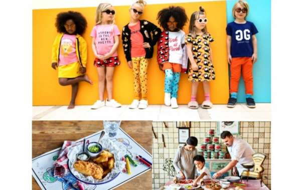 Pots, Pans & Boards Introduces Its First Kids Fashion Show this June