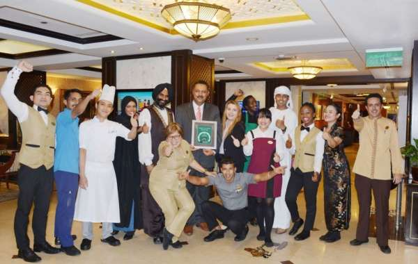 "Arabian Courtyard Hotel & Spa is TripAdvisor ""Hall of Fame"" for 2019"