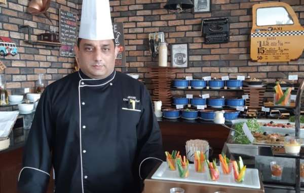 Central Hotels Appoints Javaid Ahmed as Head Executive Chef for the Group