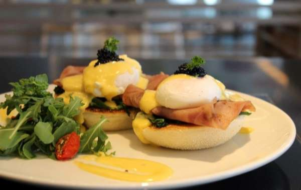 Lazy breakfast at Park Inn by Radisson Dubai Motor City