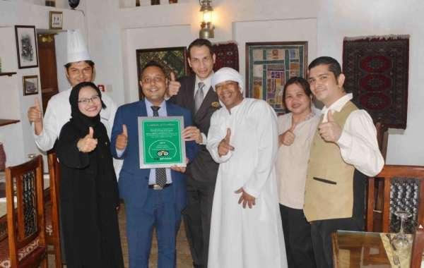 Barjeel Heritage Guest House wins TripAdvisor Certificate of Excellence Award