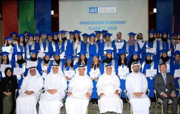 DUBAI COLLEGE OF TOURISM HONOURS GRADUATING  CLASS OF 2019
