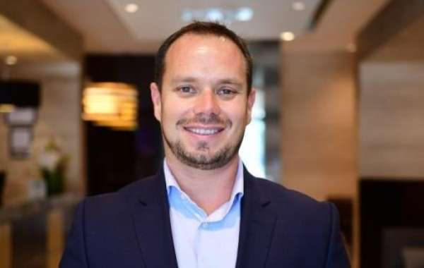 Darin Davies – The new Hotel Manager of Dubai Marriott Harbour Hotel & Suites