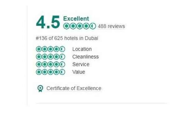 Two Seasons Hotel Dubai Earns 2019 TripAdvisor Certificate of Excellence