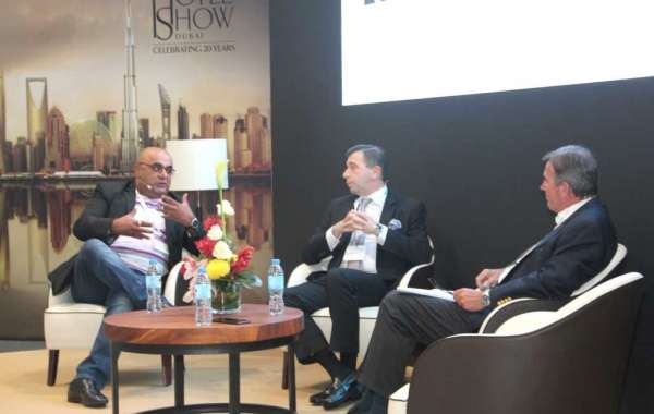 CEO of LEVA Hotels & Resorts Speaks at Hospitality Leadership Forum at The Hotel Show