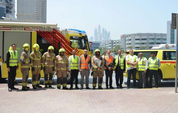Two Seasons Hotel Gets 100% Score for Successful Fire Drill Execution in Cooperation with Civil Defense
