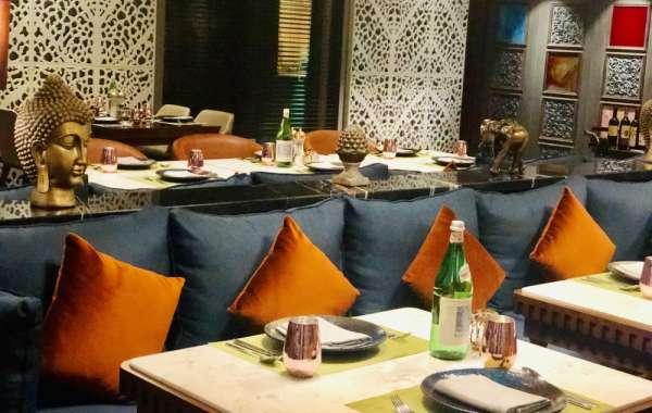 Fine Dining at Bukhara Restaurant - Grayton Hotel Bur Dubai