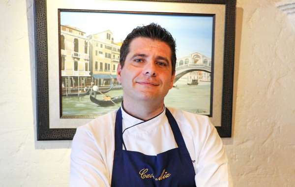 Casa Mia's Very Own Chef Giuseppe to Lead the Kitchen as Chef de Cuisine