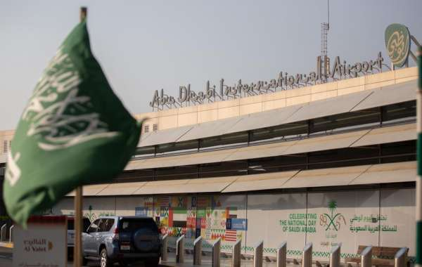 Abu Dhabi Airports Celebrates the National Day of the Kingdom of Saudi Arabia
