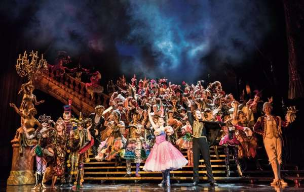 Five More Shows Added to the UAE Debut of the Phantom of the Opera in Response to Increasingly High Demand