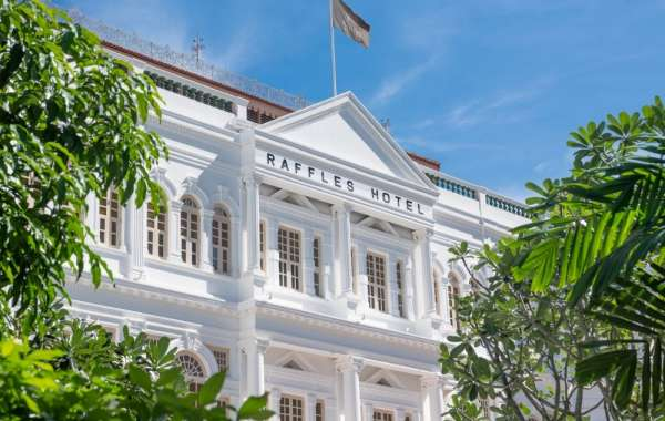 Katara Hospitality officially marks the return of its iconic Raffles Hotel Singapore