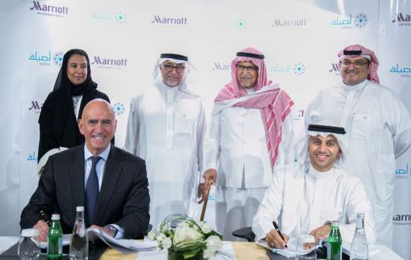Marriott International signs deal to introduce The Luxury Collection to Saudi Arabia in 2020
