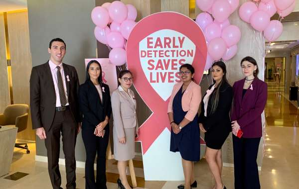 Two Seasons Hotel Goes Pink with Al Jalila Foundation to Fight Breast Cancer