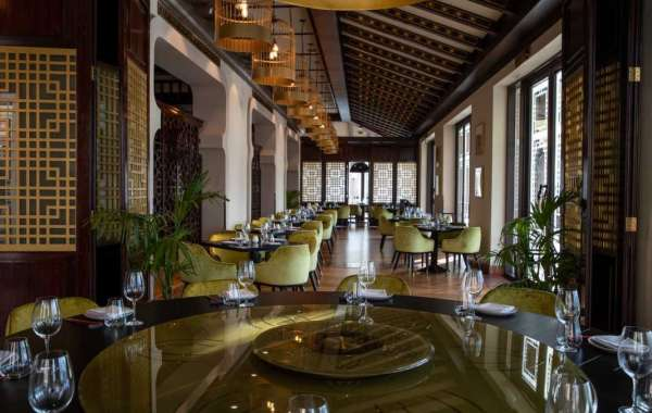 Rediscover an Eclectic Ambience, Innovative Mixology and a Contemporary Chinese Menu at Zheng He's