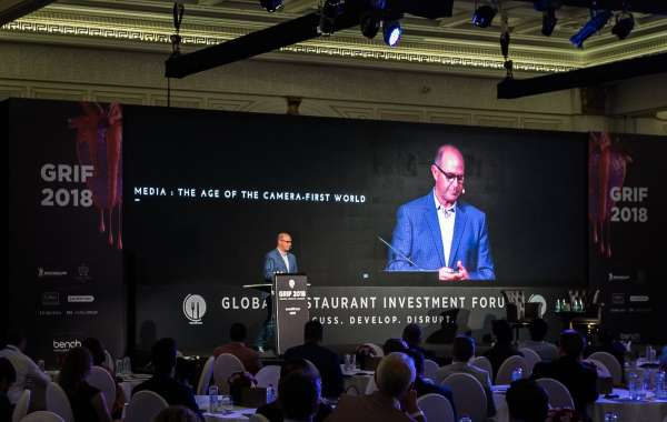 Global Restaurant Investment Forum Hosts the Region's Leading Hospitality Personalities  for its Dubai Society Briefing