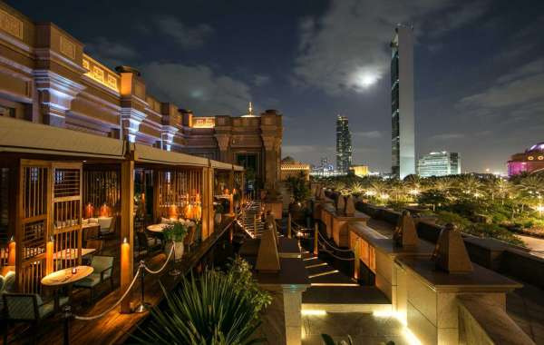 Hakkasan Abu Dhabi Announces Reopening of its Stylish Terrace