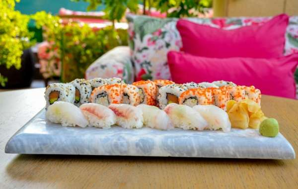 Exceptional Sushi Nights at Indigo Rooftop Restaurant at The Merchant House, Bahrain