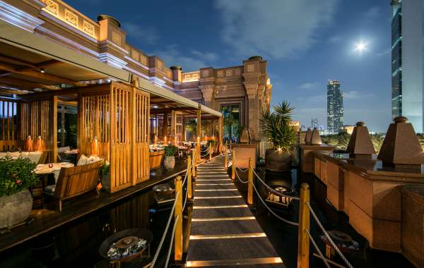 Hakkasan Abu Dhabi Launches Friday Evening Brunch