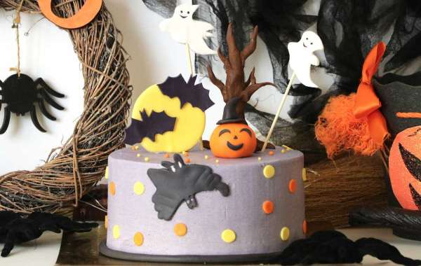 Treats from Pastel Cakes that are Sure to Make this Halloween Spooktacular