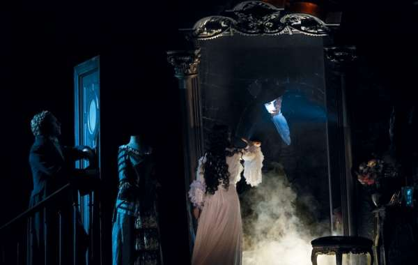 "Last Chance to See the World's Most Popular Musical ""The Phantom of the Opera"" at Dubai Opera"
