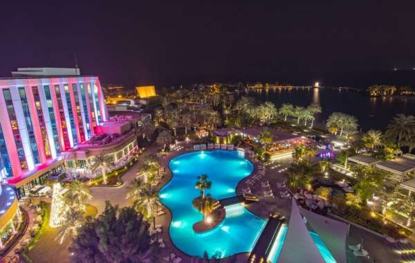 Enjoy a winter paradise at The Ritz-Carlton, Bahrain
