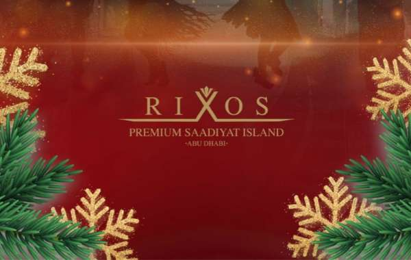 Prepare for a Top-Notch Festive Season at Rixos Premium Saadiyat Island