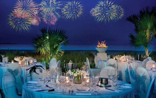 Make your New Year's Eve one to remember at The Ritz-Carlton, Dubai