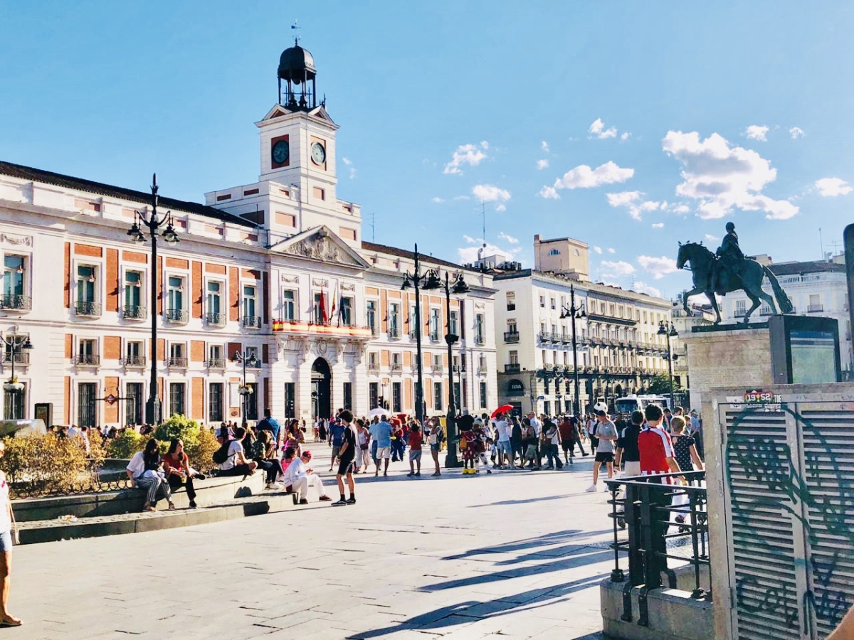Spain Road trip- Day 1/2 in Madrid – Vandanarajbhatt
