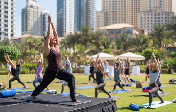 Celebrate the Holiday Spirit with The Ritz-Carlton, Dubai's Last Wellness Session of 2019
