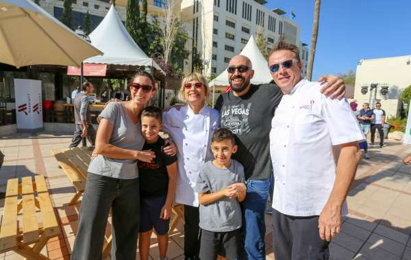 Marriott and Culinary Diplomacy Project Come Together in Jordan to Showcase the Power of Cuisine for a Good Cause