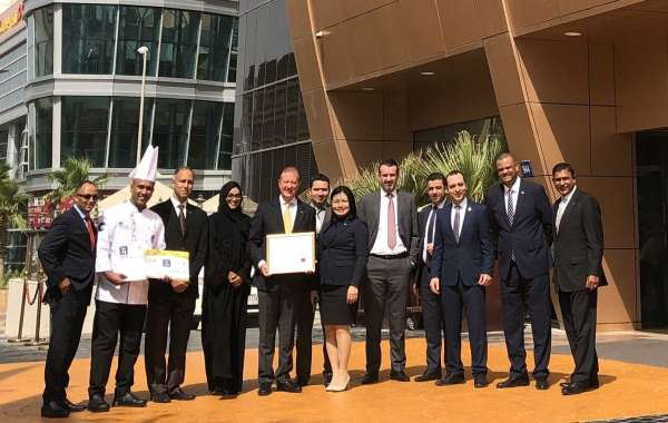 Two Seasons Hotel Dubai Won 2019 Hotel of the Year Award as the Best 4 Star Apart-Hotel Worldwide