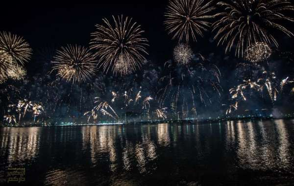 Abu Dhabi to Dazzle with Spectacular New Year's Eve Celebrations