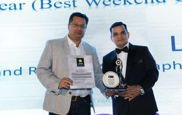 Lapita, Dubai Parks and Resorts, Silver Award Winner for Hospitality Excellence Hotel of the Year (Best Weekend Getaway)