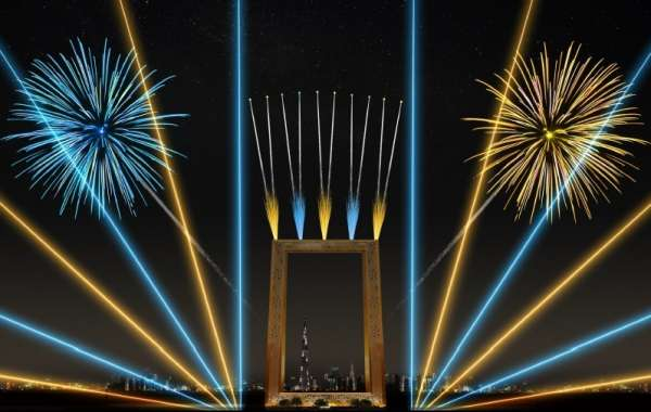 Dubai's Spectacular Line-up of NYE Celebrations