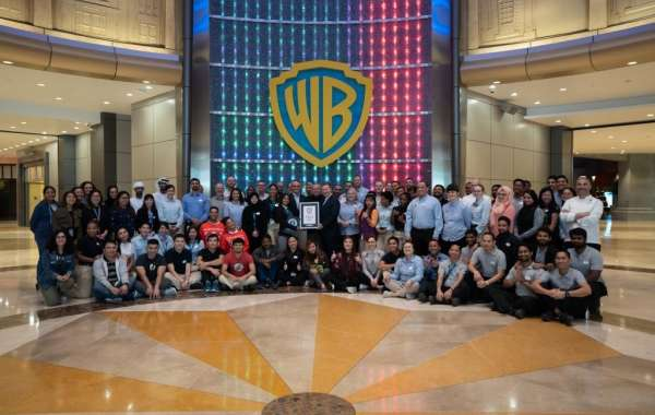 Warner Bros. World™ Abu Dhabi Officially Named the World's Largest Indoor Theme Park
